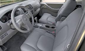 nissan vanette interior view of nissan frontier crew cab se photos video features and