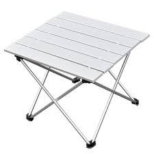 cheap fold up tables anpi aluminum folding cing table roll up ultralight aluminum
