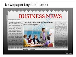 newspaper theme for ppt 15 powerpoint newspaper templates free sle exle format