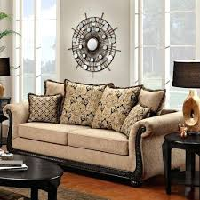 traditional sofas with wood trim sofa with wood trim furniture of traditional wood trim ruby red
