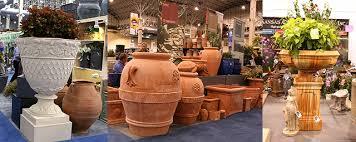 independent garden center show garden pots chicago garden