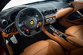 Ferrari F12 Matte Red - ferrari f12 berlinetta interior