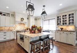 kitchen with brick backsplash marietta home traditional kitchen atlanta by cr home