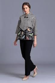 gambar model baju batik modern 15 dari 50 lebih gambar a href http www modelmuslims com 2017 08
