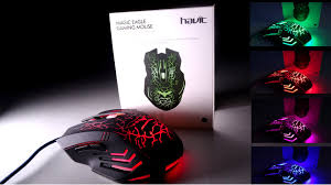 black friday gaming mouse havit hv ms672 ergonomic wired mouse best gaming mouse under 10