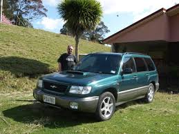 subaru green forester rollling stock weblog of bos