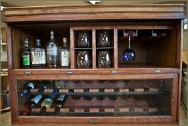 locking wine display cabinet how about locking liquor storage sorrentos bistro home