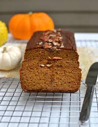 Pumpkin Spice Bread Machine Coconut Flour Pumpkin Bread Gluten Free Radiant Rachels