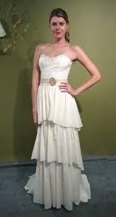 sweetheart neckline ivory column wedding dress with vintage chic