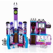 Monster High Doll House Furniture Monster High Deluxe High Walmart Com