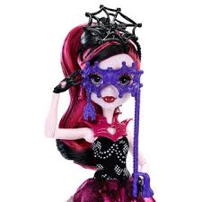 Draculaura Halloween Costume Monster Draculaura Doll 3 Photo Props