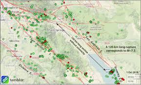 Joshua Tree California Map California Earthquake Advisory Ends Without Further Rumbling