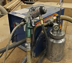 best hvlp for spraying cabinets stop thinking about buying a spray gun wunderwoods