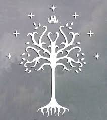 lord of the rings tree symbol