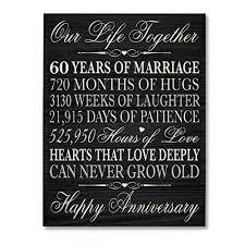 60th anniversary ideas 60th wedding anniversary gift ideas for grandparents 25 unique 60th