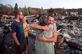 Wildfire Cali by California Blazes Destroy 2 000 Plus Homes Curb Insurer Appetites