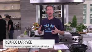 cuisine ricardo com ricardo larrivée takes us the of his tv and