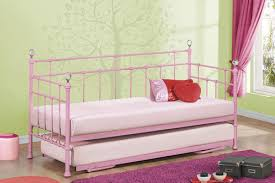 Daybed With Headboard by Kids Daybed With Trundle With Crystal Finials Fta Furnishing