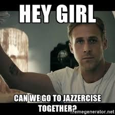 Jazzercise Meme - download jazzercise meme super grove