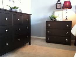 Ikea Hemnes Dresser Hack Ikea Bedroom Dressers Black Bedroom Dressers With Regard To Black