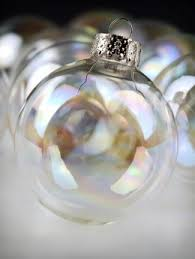 clear glass ornament balls clear glass ornaments ornament and