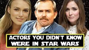 7 actors didn u0027t star wars