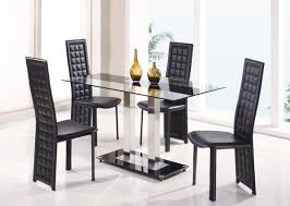 dining room satisfying black dining room set with hutch