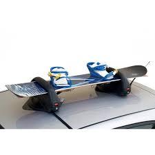 porta snowboard per auto portasci magnetico 3 paia sci o 2 snowboard per auto aconcagua