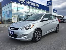 hyundai accent rate used 2017 hyundai accent for sale kingston on