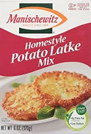 potato pancake mix manischewitz manischewitz potato pancake mix 6 ounce boxes pack