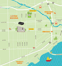 Miami Neighborhoods Map by Intown Luxury One Two U0026 Three Bedroom Apartments In Miami Fl