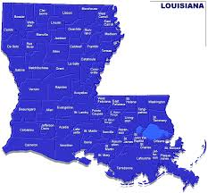 louisiana maps with cities real estate appraisers in louisiana appraisersdotcom
