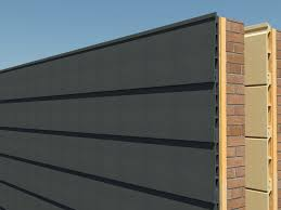 Plastic Shiplap Cladding Dura Cladding Composite Planks For Domestic And Commercial