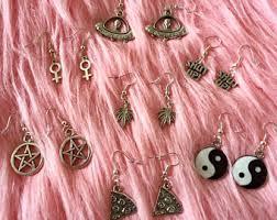 90 s earrings 90s earring etsy