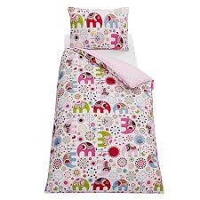 buy little home at john lewis abbey elephant duvet cover and