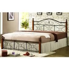 Crown Metal King Bed Frame Lazada Malaysia - King size bedroom set malaysia