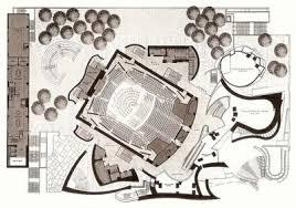 disney concert hall floor plan efficient floor plan someone has built it before