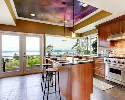 kitchen ceiling designs wall mural ideas u0026 diy inspiration for home decor