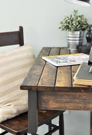 Schmaler Schreibtisch Schreibtisch Selber Bauen 57 Kreative Ideen Und Anleitungen