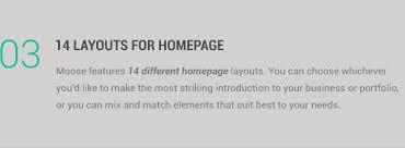 moose template moose multipurpose responsive html5 template by elemis themeforest