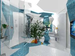 inspirational futuristic bathroom design concepts by gemelli