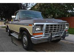 1979 Ford Truck Interior Classic Ford F250 For Sale On Classiccars Com 69 Available