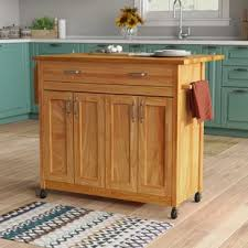 kitchen block island butcher block island counter tops you ll wayfair