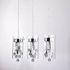 black crystal pendant light claxy ecopower lighting glass crystal pendant lighting modern