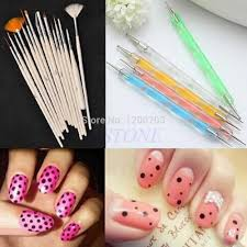 bk diy nail polish art pen design set bk003 lazada malaysia