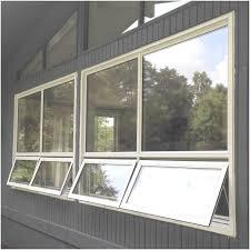 Aluminium Window Awnings Tempered Glass Windows Sliding Awning Aluminium Tempered Glass 2j3
