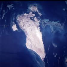 Map Of Bahrain Map Of Bahrain Satellite Map Worldofmaps Net Online Maps And