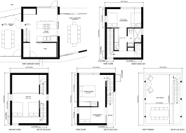 scale floor plan schroder house floor plan modern ground gerrit rietveld soiaya