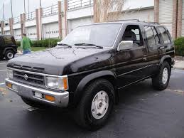 nissan terrano off road the 1995 nissan pathfinder the last real suv