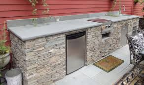Outdoor Kitchen Cabinets Kits Popular How To Make Diy Inside 1